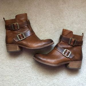 Kork-Ease Maxine Boots- 8.5